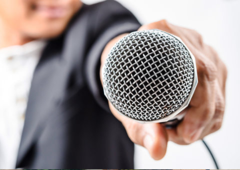Self-Confidence: The Key to a Great Presentation